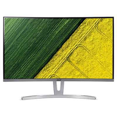 Acer 27 ED273wmidx FHD AMD FreeSync VA 4MS 75 HZ 250 NITS VGA DVI HDMI CURVED MM VESA BEYAZ MONITOR