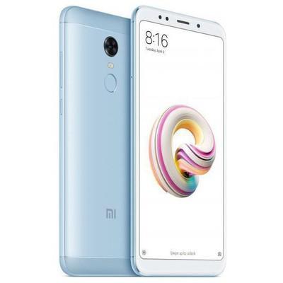 Xiaomi Redmi Note 5 Cep Telefonu - Mavi