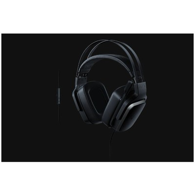 Razer RZ04-02080100-R3M1 Tiamat 2.2 V2 Siyah Analog Kulak Üstü Gaming Kulaklık