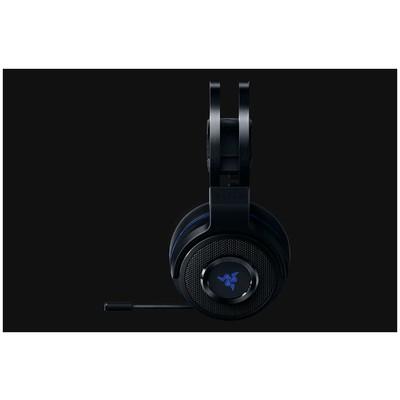 Razer  RZ04-02230100-R3M1 Thresher 7.1 Surround,PS4 için Siyah-Mavi,Kablosuz Oyun Kulaklığı