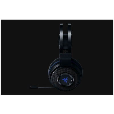 Razer RZ04-02230100-R3M1 Thresher 7.1 Surround PS4 Siyah-Mavi Kablosuz Gaming Kulaklık