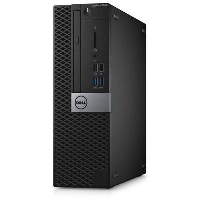 Dell N014O5050SFF02_UBU OptiPlex 5050 SFFCi5-7500 8GB 500GB Integrated Ubuntu Linux 16.04