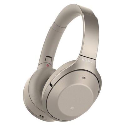 Sony WH1000XM2B.CE7 Noise Canceling Bluetooth Kulaküstü Kulaklık - Gold
