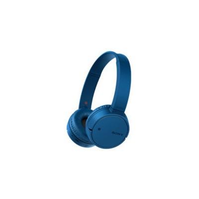 Sony  WHCH500B Kablosuz Bluetooth Kulaküstü Kulaklık Mavi