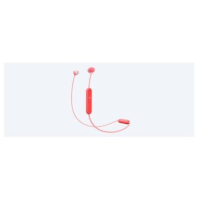 Sony WIC300R.CE7 Bluetooth Kulaklık-Kırm