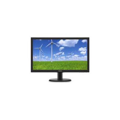 "Philips 243S5LDAB-00 Led 236"" 1920x1080 MS HDMI MM SİYAH"
