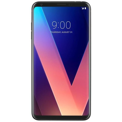 LG V30 Plus Cep Telefonu - Siyah (H930P-BLACK)