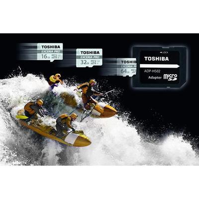 Toshiba Exceria 64GB MicroSDXC (THN-M401S0640E2)