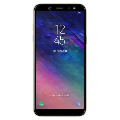 "Samsung A600F-GOLD Galaxy A6 64GB 5.6"" 16MP Altın"