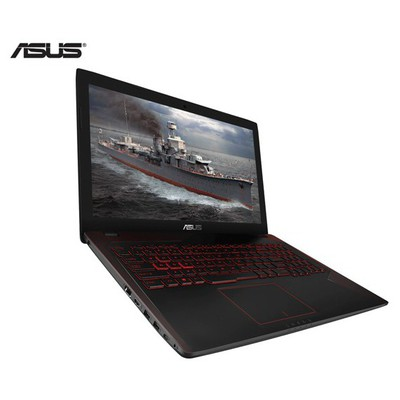 "Asus TUF Gaming ROG Core i5-8300H 8GB 1TB + 256GB SSD GeForce GTX 1050 15.6"" Full HD FreeDOS (FX504GD-58250)"