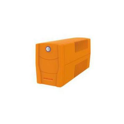 Makelsan MU00650L11LX005 UPS LINE-INTRACTIVE LION X 650VA 5-12 Dk. 1x7AH