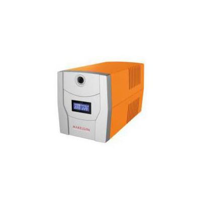 Makelsan MU01200L11LX005 Line-Intractive Lion X 1200VA 5-10 Dk 2x7AH Akülü Ups
