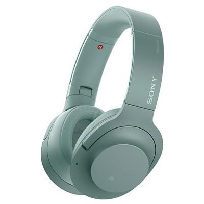 Sony WH-H900N Kafa Bantlı Bluetooth Kulaklık - Yeşil (WHH900NG.CE7)