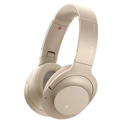 Sony WH-H900N Kafa Bantlı Bluetooth Kulaklık - Altın (WHH900NN.CE7)