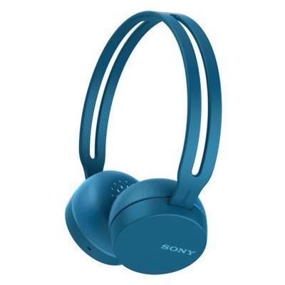 Sony WH-CH400 Kafa Bantlı Bluetooth Kulaklık - Mavi (WHCH400L.CE7)