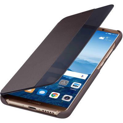 Huawei Mate 10 Pro Kapaklı Kılıf - Kahverengi (51992173)
