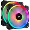 LL140 RGB LED Lighting Node Pro PWM Fan - İkili Paket