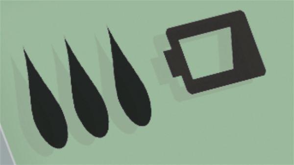 <strong>Güvenli çalışma</strong><br/> Pil zayıf olduğunda gösterilir. Pilin değişmesi gerektiğini zamanında öğrenirsiniz. Böylece Su Zamanlayıcısının güvenilir bir şekilde çalışması sağlanır.
