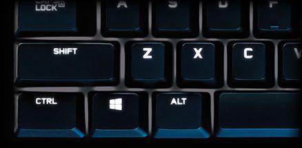 G610 Orion Gaming Keyboard