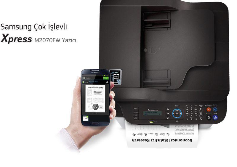Samsung Çok İşlevli Xpress M2070FW Yazıcı