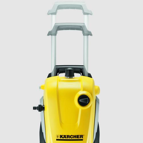 K 7 Compact: Kolay taşıma ve yükleme için.