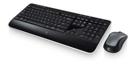 Wireless Combo MK520