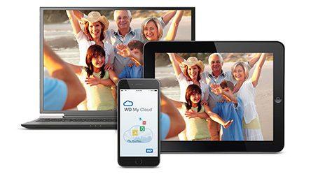 Medyanızı WD'nin My Cloud mobil uygulamasıyla yanınızda taşıyın