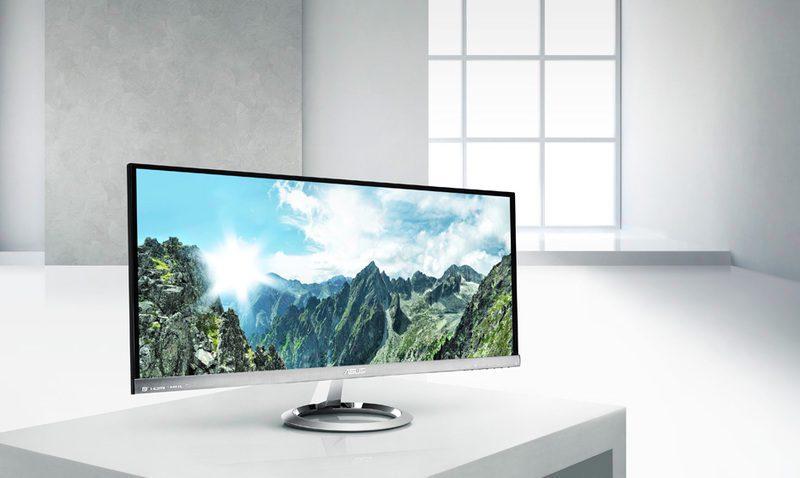 DESIGNO SERIES MX299Q Ultrawide 21:9 Cinematic LCD Monitor