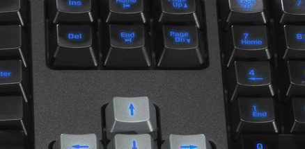g105 Gaming Keyboard Features 1