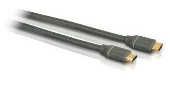 Ethernet bağlantılı 5 m Yüksek hızlı Ethernet HDMI kablosu
