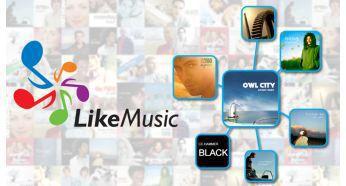 Uyumlu şarkılardan oluşan çalma listeleri için LikeMusic