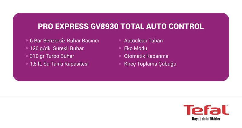 Tefal Pro Express