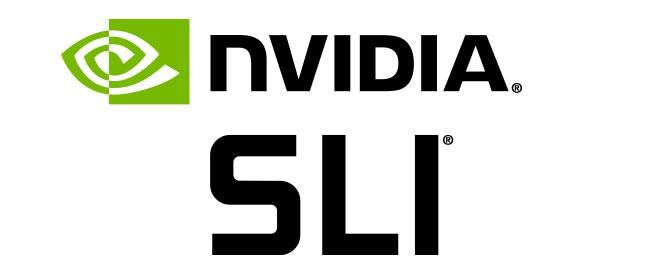 Nvidia SLI logo