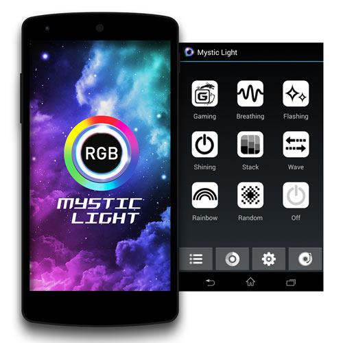 Mystic Light App