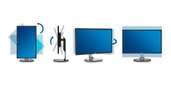 SmartErgoBase, kullanıcı dostu ergonomik ayar yapılmasını sağlar