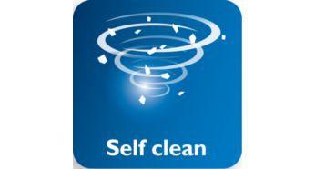Daha uzun süreli buhar performansı için Kendi Kendini Temizleme