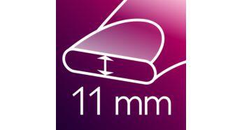 Hassas şekillendirme için ultra ince 11 mm daraltıcı başlık