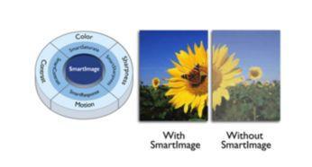 SmartImage: Optimize, kullanıcı dostu ekran deneyimi