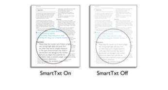 En iyi okuma deneyimi için SmartTxt
