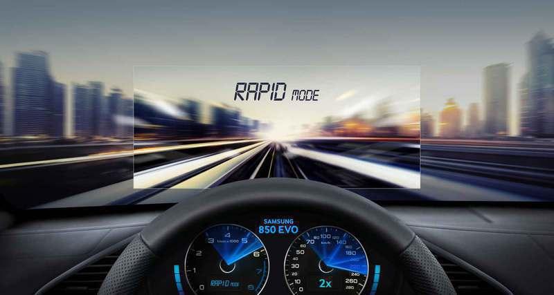 Geliştirilmiş RAPID mod ile hızlı şeride geçin