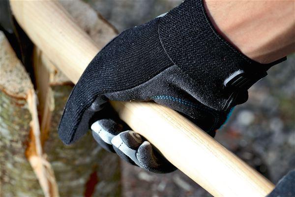 <strong>Tatmin edici işlev</strong><br/>özel parmakucu, baş parmak ve birleşik ter silicisi ile birlikte çalışma kolaylığı.
