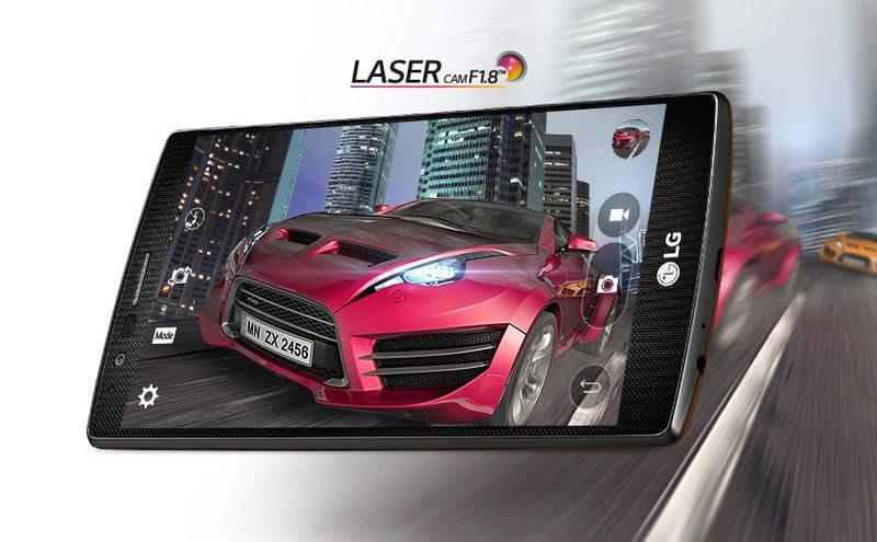 Lazer OO Kamera ve OIS 2.0