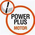 Güçlü PowerPlus motor ve DuraEdge™ bıçaklar