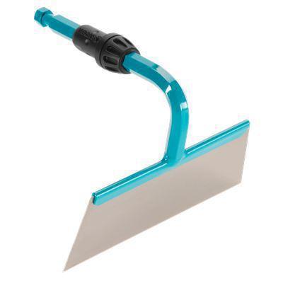 <strong>Aşınmaya karşı dayanıklı</strong><br/>  GARDENA combisystem Çapa aşınmaya karşı en iyi koruma için yüksek kaliteli, duroplast kaplanmış çelikten yapılmıştır ve galvanize çelik bir ağza sahiptir.