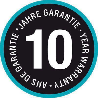 <strong>10 yıl garantili</strong><br/> GARDENA kazma araçları 10 yıllık bir garanti sunuyor. Kalite her zaman kazanır.