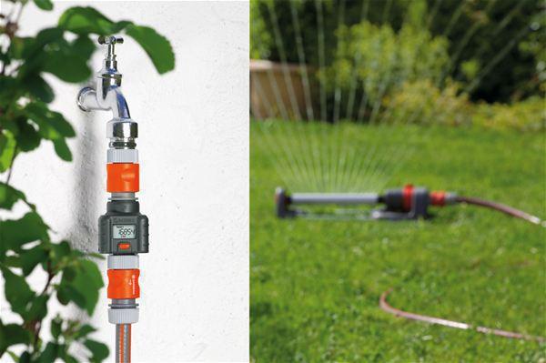 <strong>Bağlayın ve tasarruf edin</strong><br/> Akıllı Su Sayacı yuvarlak pil  ile donatılmıştır ve güvenli bir şekilde hemen kullanılabilir.
