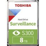 Toshiba 8TB S300 Surveillance Hard Disk (HDWT380UZSVA)