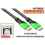 Hytech Hy-hd4k10 Hdmı To Hdmı 10m Kablo