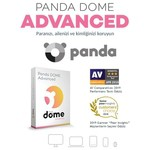 Panda Dome Advanced Security 5 Kullanıcı 1 Yıl