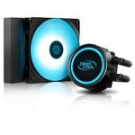 DeepCool Gammaxx L120T Blue 120mm Sıvı CPU Soğutucu (DP-H12RF-GL120TB)